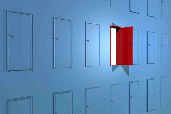 Virtual Doors